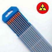 TIG Wolfram elektrode WT 20 - Rdeče 1,6 mm x 175 mm