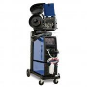 Varilni aparat inverter MIG 350D duble puls Synergic