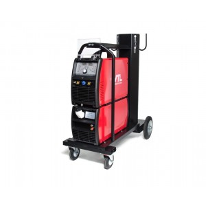 Varilni aparat inverter WTL TIG 320 AC/DC PULS kpl. z vodnim hladilnikom in transportnim vozičkom