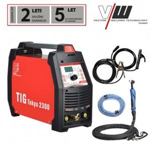 Varilni inverter Vector Welding Tokyo 2300 TIG DC + MMA