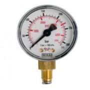 Manometer tlaka za reducirni ventil - mali