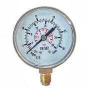 Manometer pretoka plina za reducirni ventil argon/CO2 - veliki