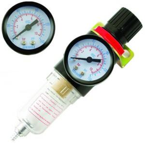 Regulator tlaka s sušilcem zraka