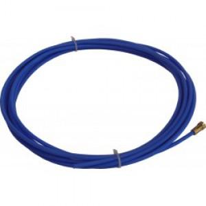 Teflonsko vodilo žice - liner za MIG gorilnik modro 1,5mm x 4,5 m