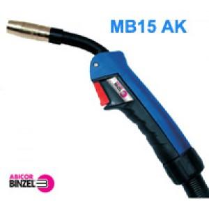 MIG/MAG paket cevi MB15 AK